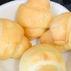 甘すぎず食べやすい!ヤマザキ 塩バターメロンクロワッサンを実食レビュー【デブ活128日目】
